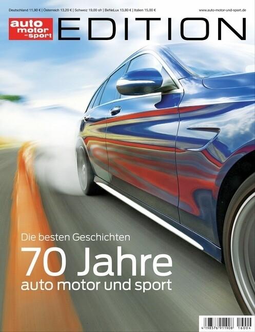auto motor und sport Edition - 70 Jahre auto mo...