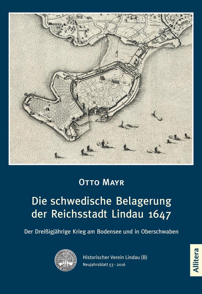 Die schwedische Belagerung der Reichsstadt Lind...