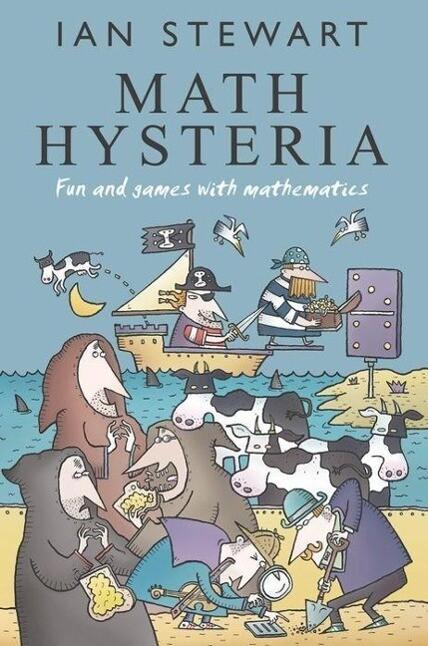 Math Hysteria als Buch