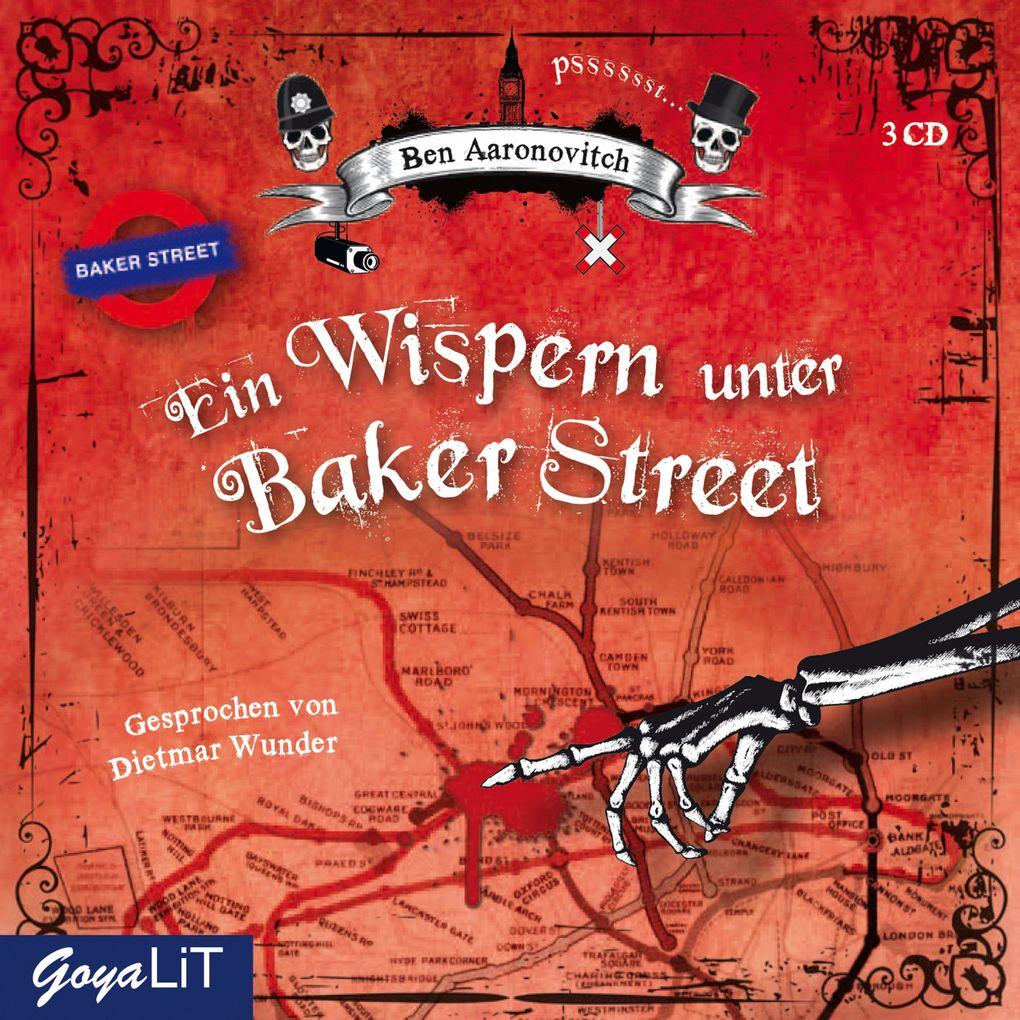 Ein Wispern unter Baker Street als Hörbuch Download
