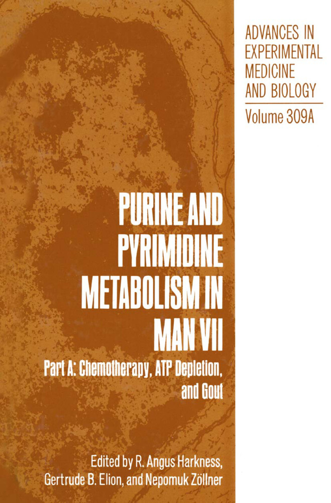 Purine and Pyrimidine Metabolism in Man VII als Buch