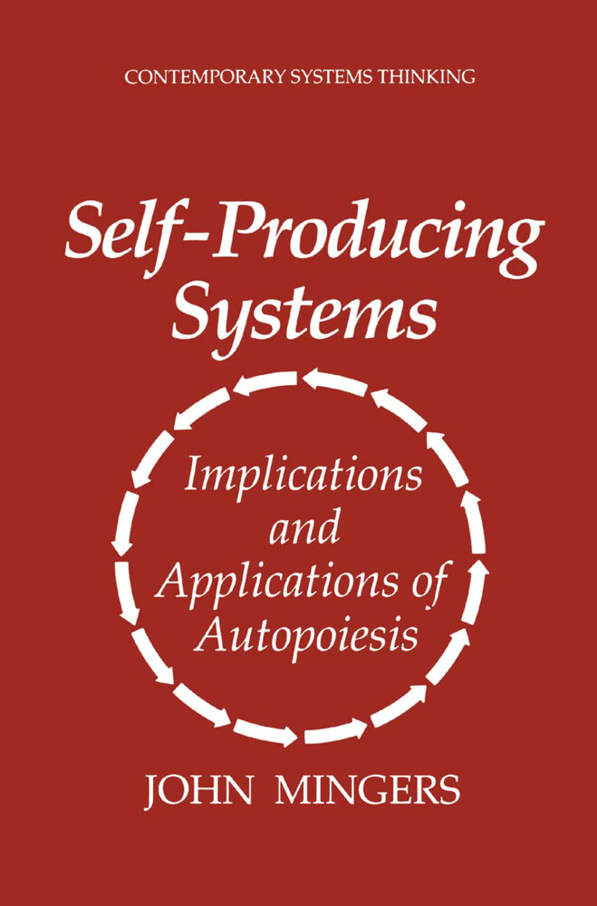 Self-Producing Systems als Buch