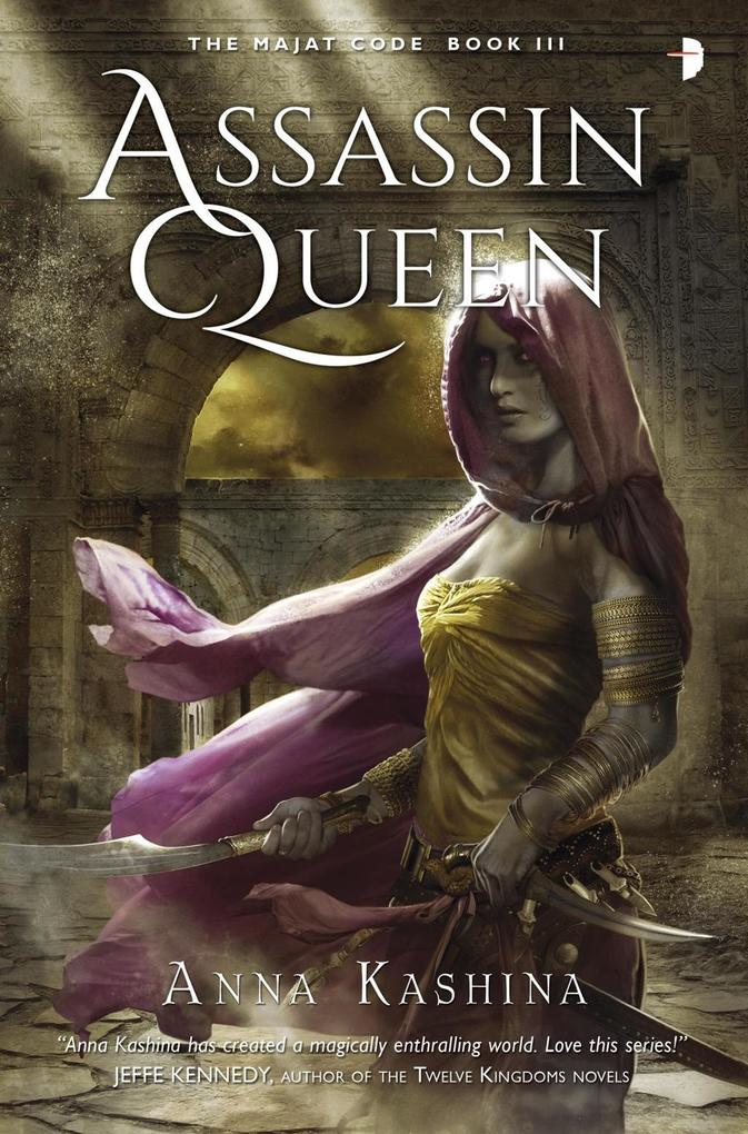 Assassin Queen als eBook Download von Anna Kashina