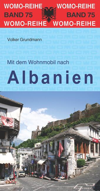 Mit dem Wohnmobil nach Albanien als Buch von Vo...