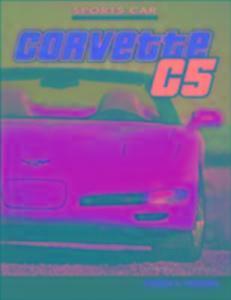 Corvette C5 als Taschenbuch