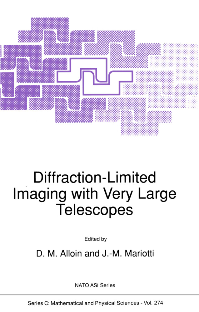 Diffraction-Limited Imaging with Very Large Telescopes als Buch