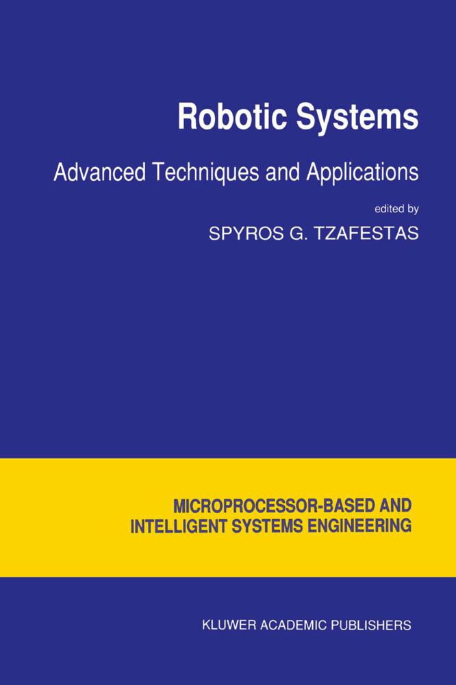 Robotic Systems als Buch