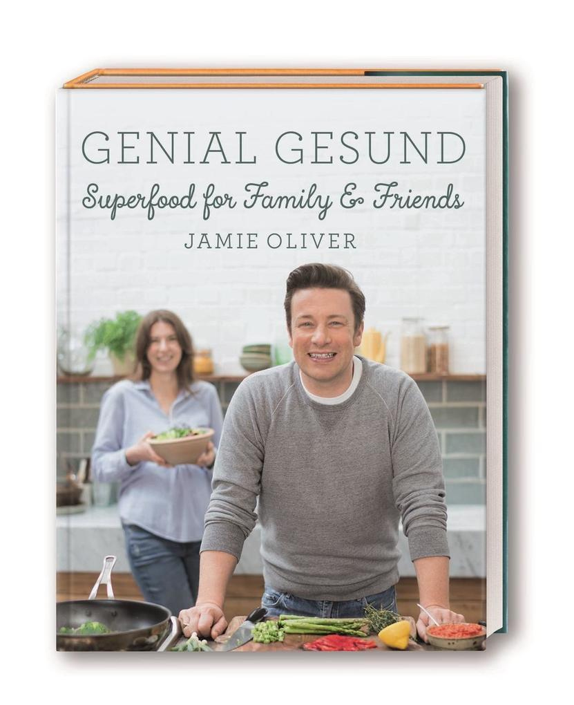 GENIAL GESUND als Buch