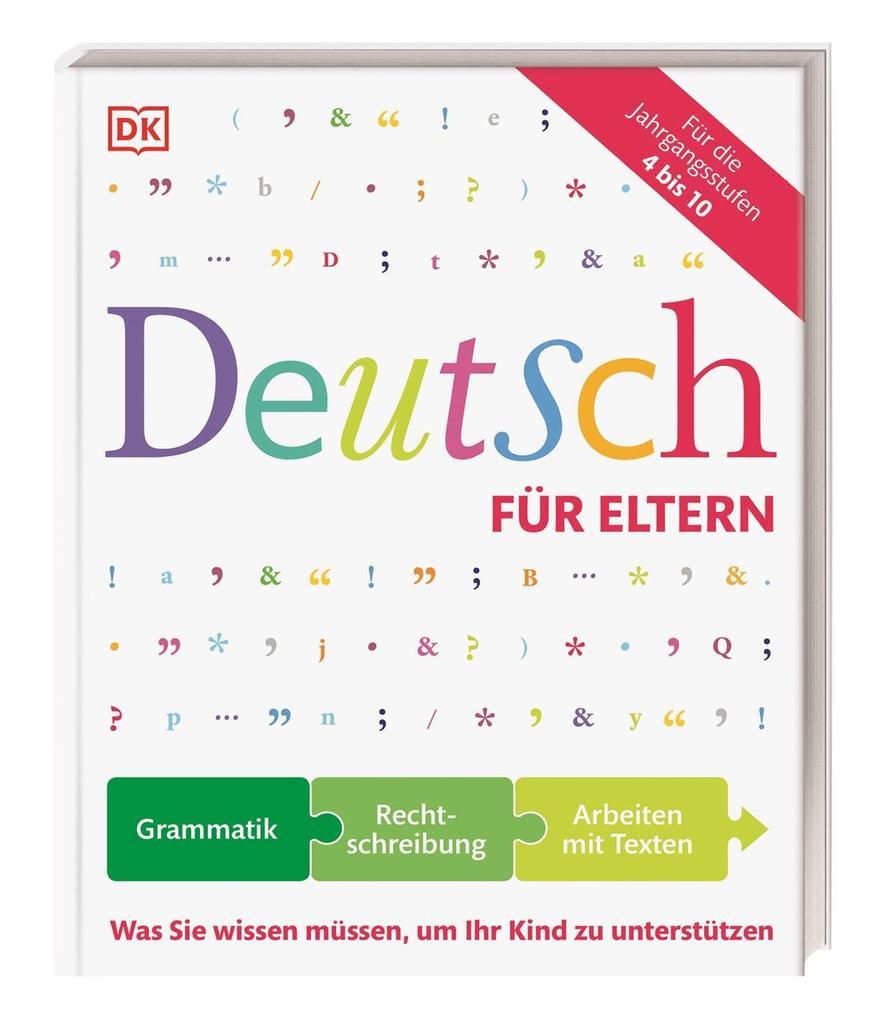Deutsch für Eltern als Buch