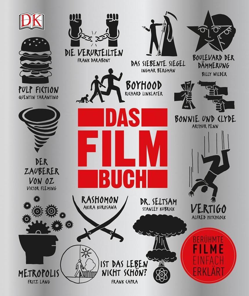 Das Film-Buch als Buch von Danny Leigh, Louis B...