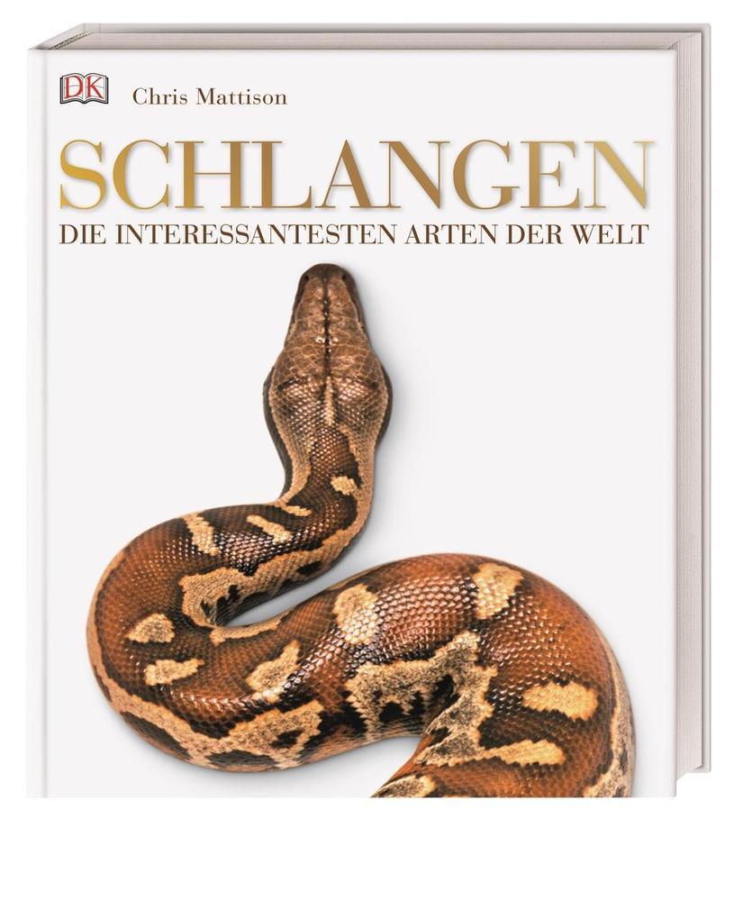 Schlangen als Buch