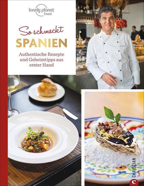 So schmeckt Spanien als Buch