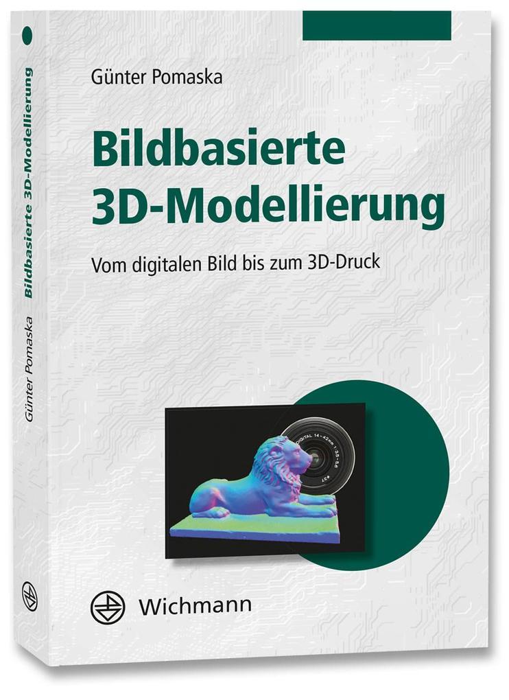 Bildbasierte 3D-Modellierung als Buch