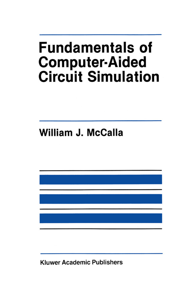 Fundamentals of Computer-Aided Circuit Simulation als Buch