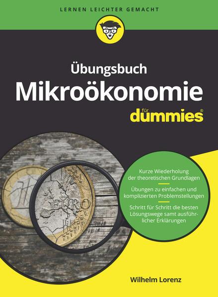 Übungsbuch Mikroökonomie für Dummies als Buch v...