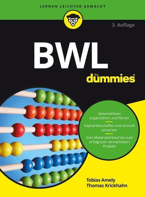 BWL für Dummies als Buch
