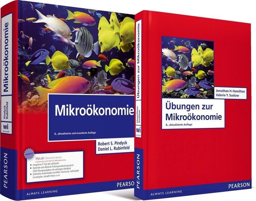 VP Mikroökonomie als Buch von Robert S. Pindyck...