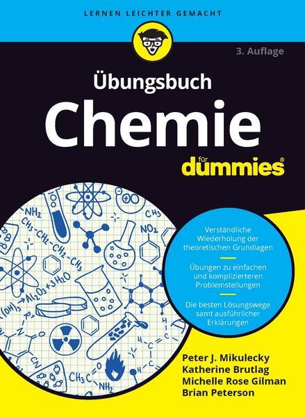 Übungsbuch Chemie für Dummies als Buch