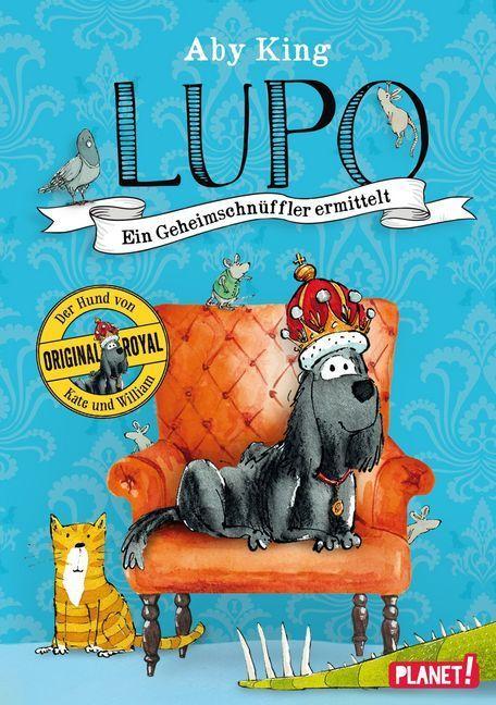 Lupo - Ein Geheimschnüffler ermittelt als Buch ...