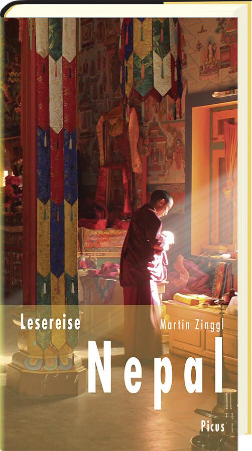 Lesereise Nepal als Buch von Martin Zinggl