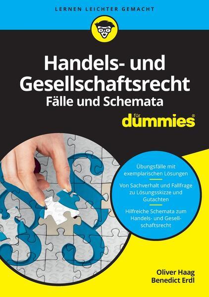 Handels- und Gesellschaftsrecht Fälle und Schem...