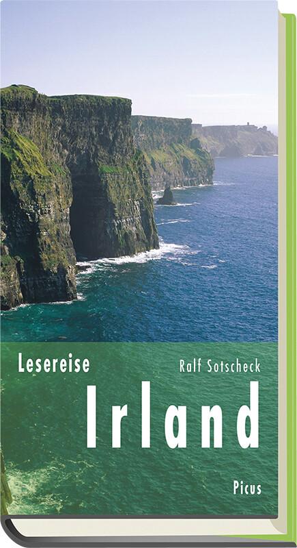 Lesereise Irland als Mängelexemplar
