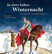 In einer kalten Winternacht, Die Legende von Sankt Martin