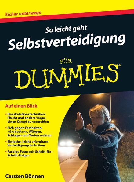 So leicht geht Selbstverteidigung für Dummies als Buch