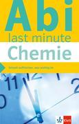 Abi last minute Chemie