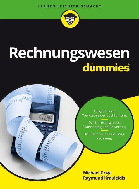 Rechnungswesen für Dummies als Buch