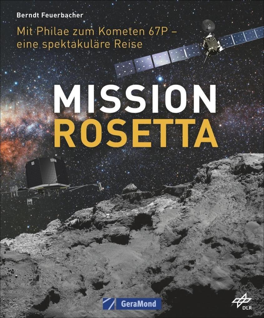 Mission Rosetta als Buch
