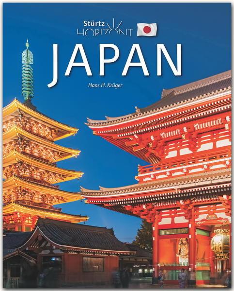 Horizont JAPAN als Buch von Hans H. Krüger