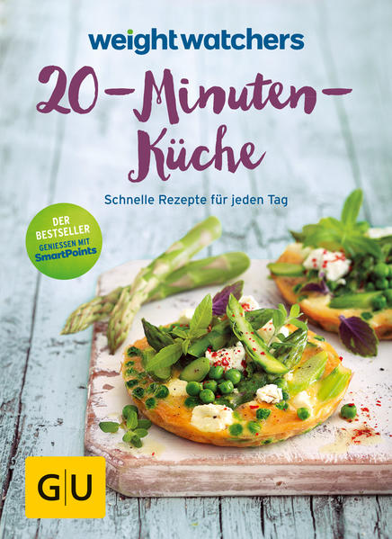 Weight Watchers 20-Minuten-Küche als Buch