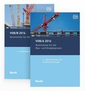 VOB/A + VOB/B 2016