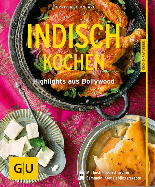 Indisch kochen als Buch von Cornelia Schinharl