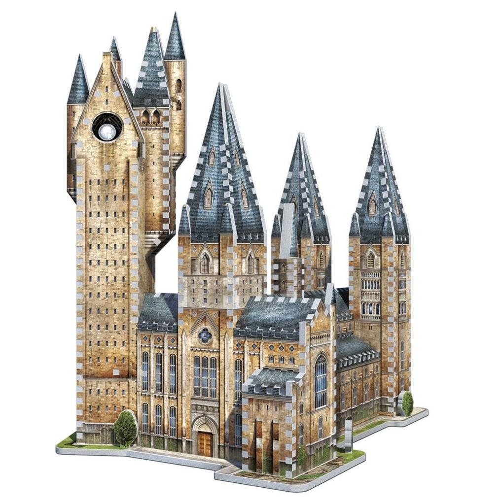 Harry Potter Hogwarts Astronomieturm 3D-Puzzle ...