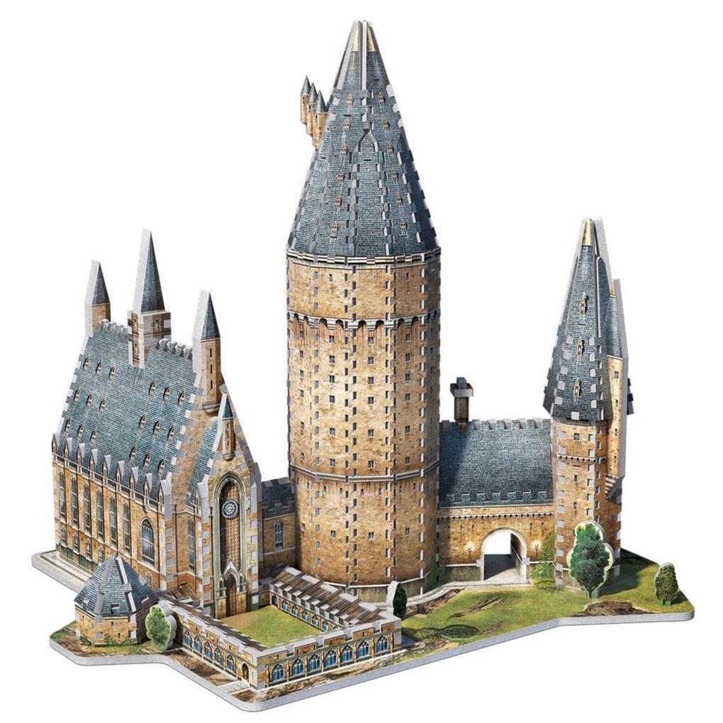 Harry Potter Hogwarts Große Halle 3D-Puzzle 850 Teile als sonstige Artikel