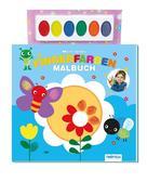 Mein tolles Fingerfarben Malbuch