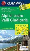 Alpi di Ledro - Valli Giudicarie 1:35 000