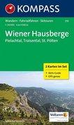 Wiener Hausberge - Pielachtal . Traisental - St. Pölten 1 : 50 000