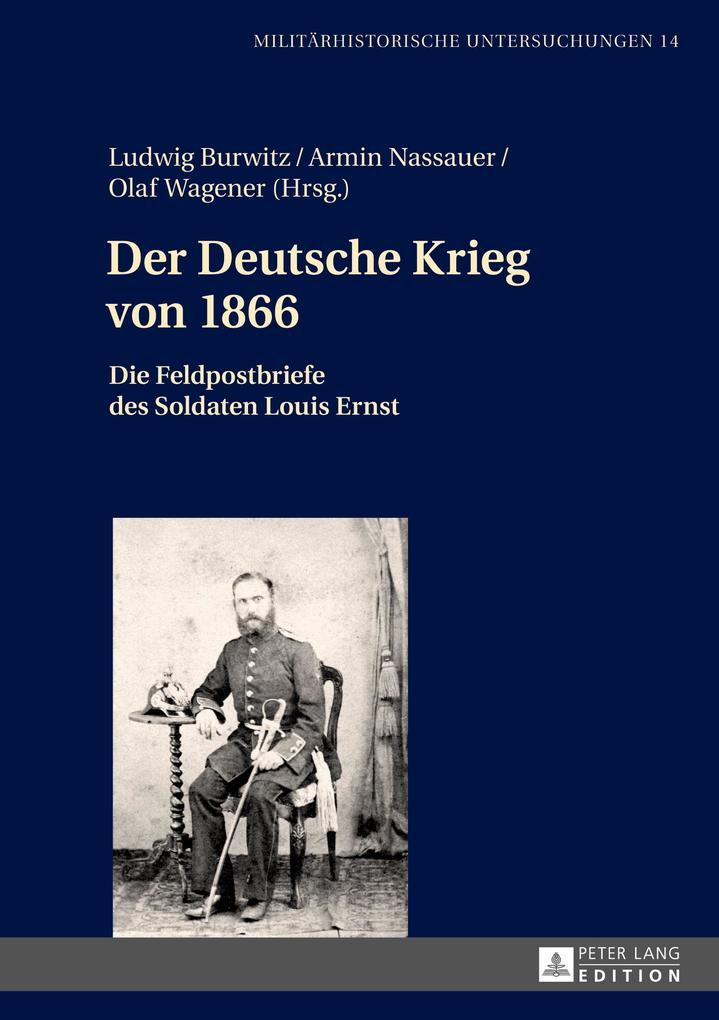 Der Deutsche Krieg von 1866 als Buch (gebunden)