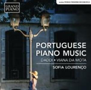 Portugiesische Klaviermusik