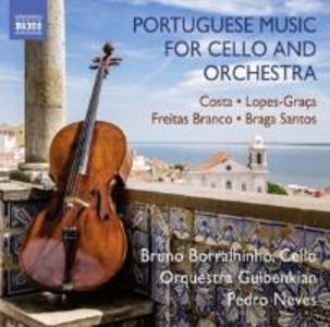 Portugiesische Musik für Cello und Orchester