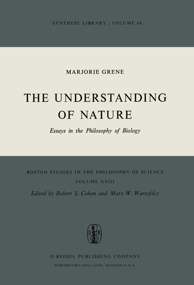 The Understanding of Nature als Buch