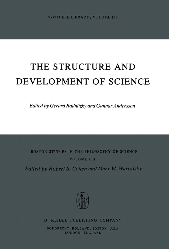 The Structure and Development of Science als Buch