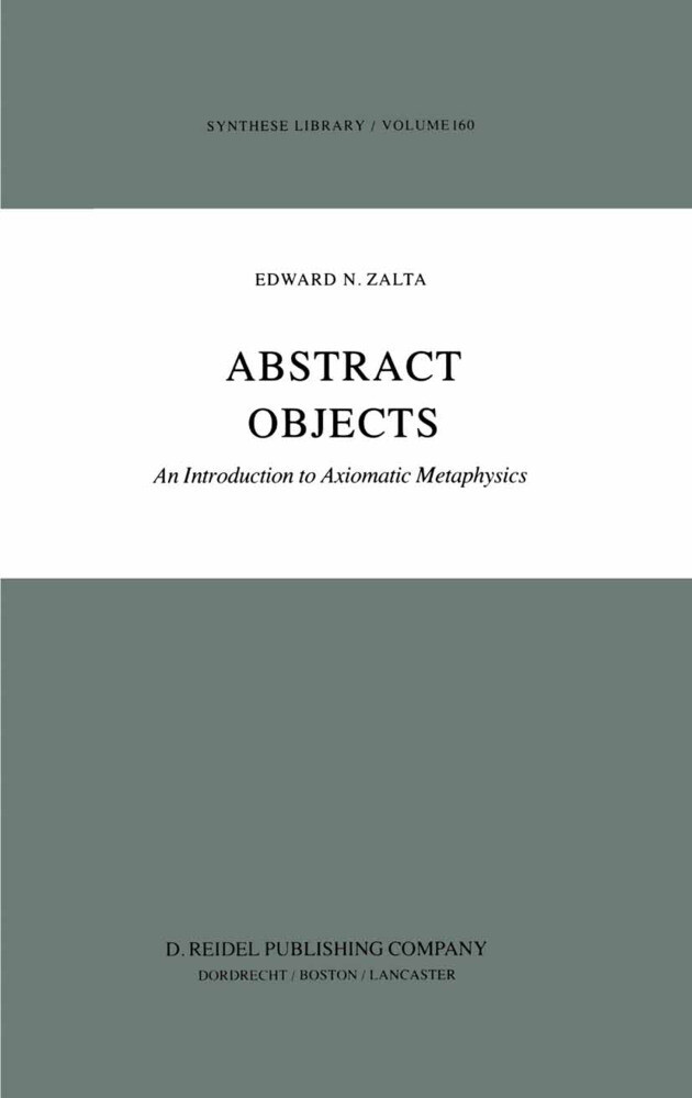 Abstract Objects als Buch
