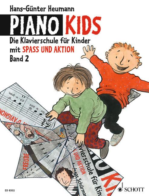 Piano Kids 2 als Buch