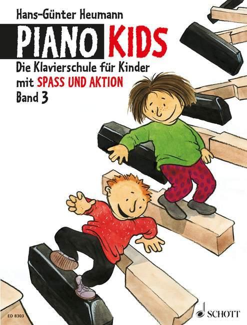 Piano Kids 3 als Buch