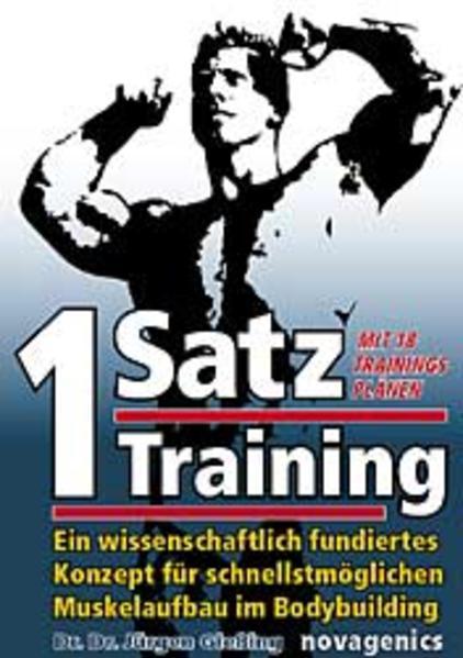 Ein-Satz Training als Buch