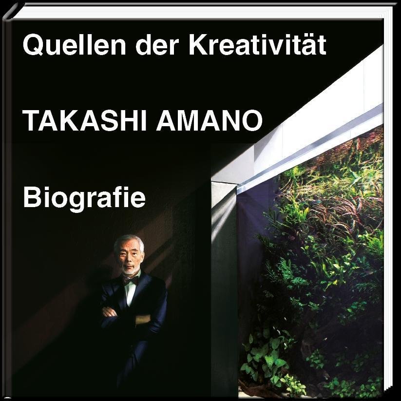 Quellen der Kreativität als Buch von Takashi Amano